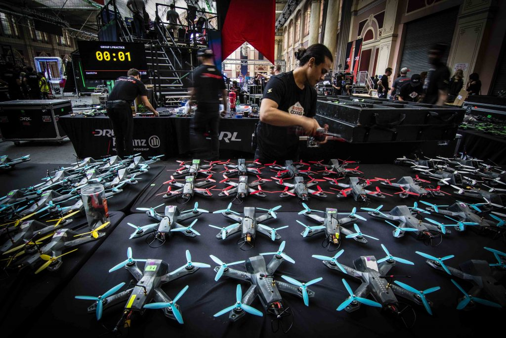 Drone FPV Racer : tout savoir sur le sujet