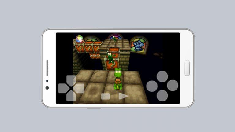 Emulateur PS1 sur Android