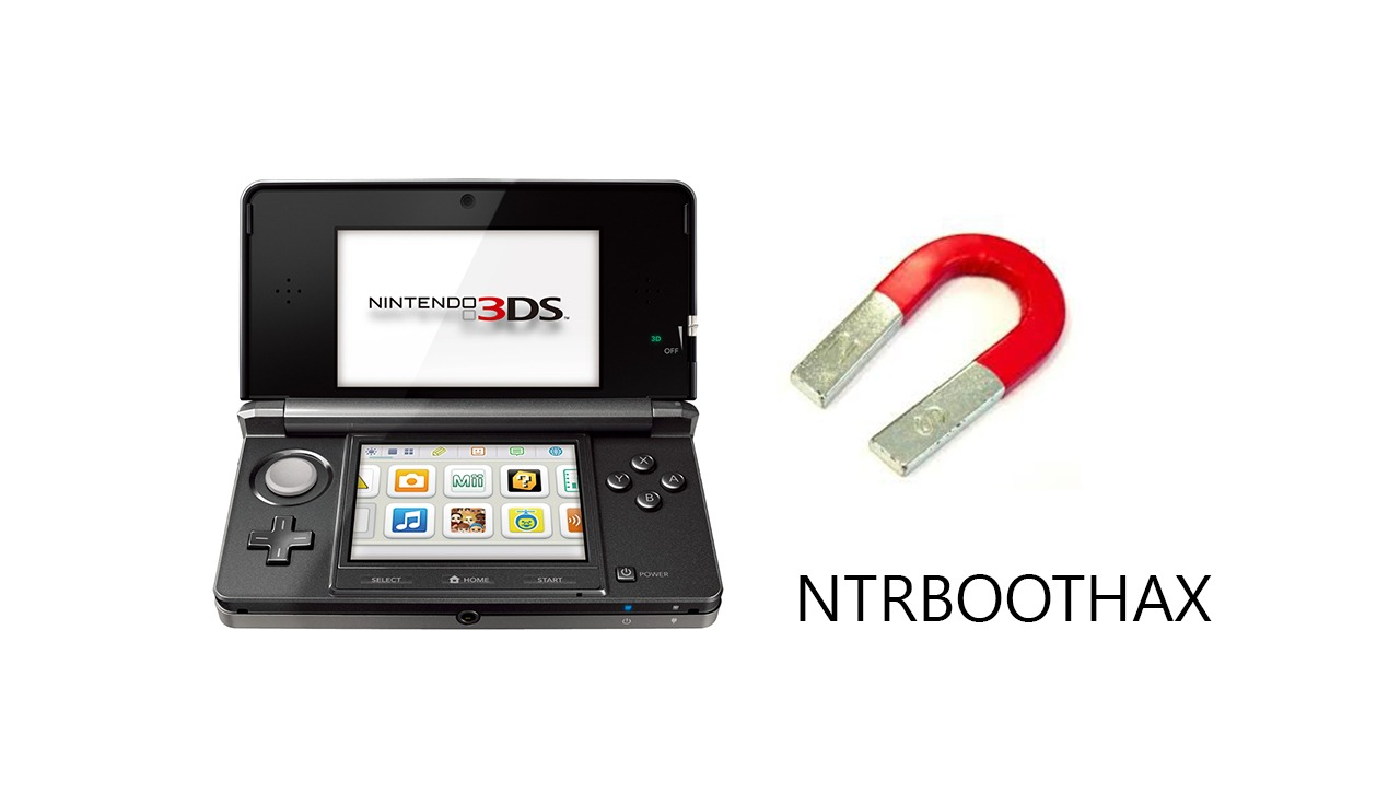 Hacker Nintendo 3DS