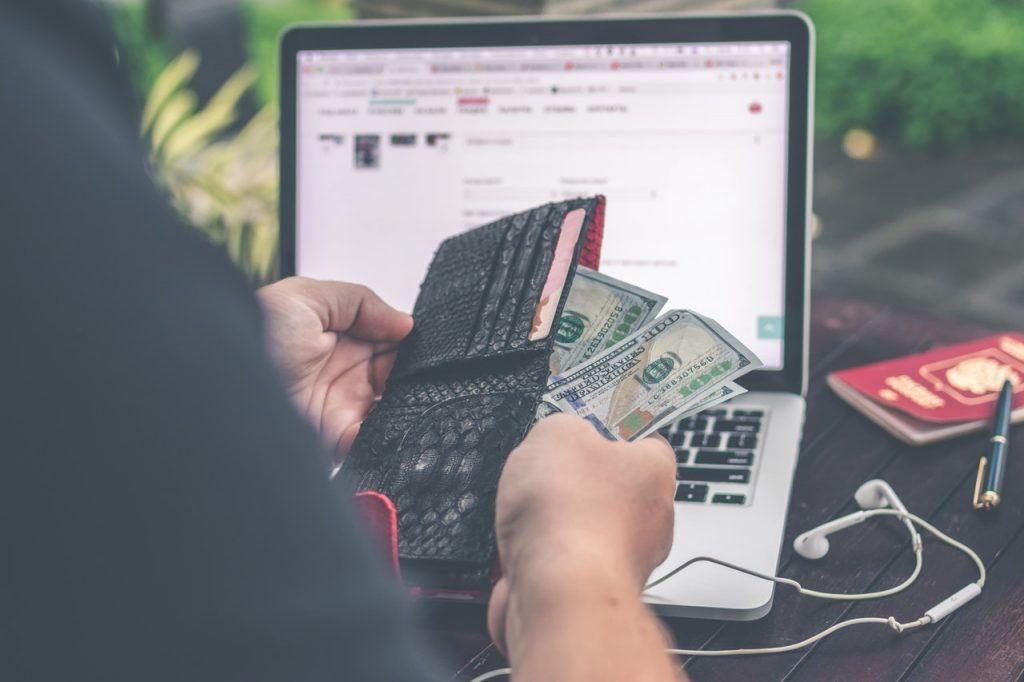 Comment recevoir de l'argent sur internet ?