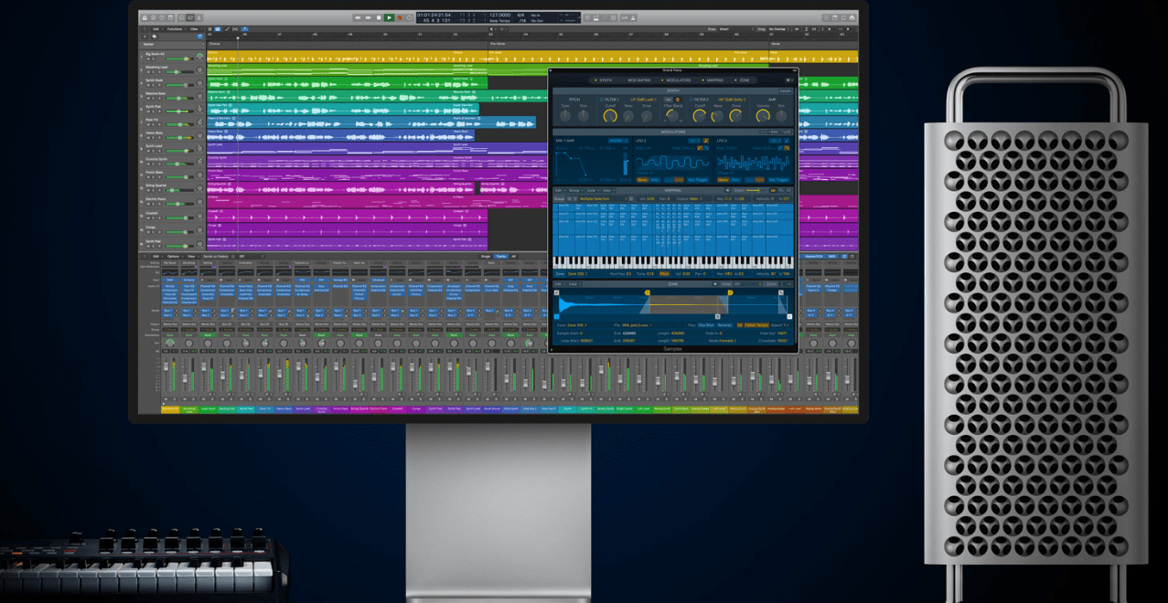 Logic Pro Apple