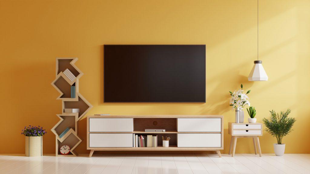Tv avec boitier IPTV