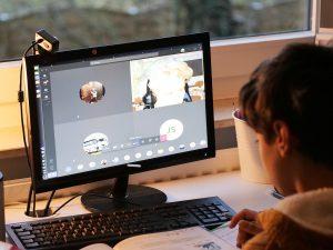transformer smartphone en webcam