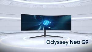 Odyssey Neo G9